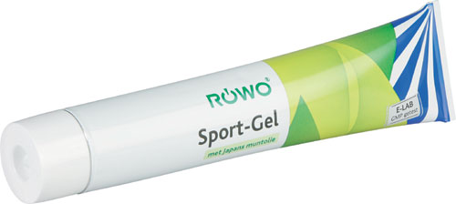 ALLproducts Rowo Sportgel, tube 100gr
