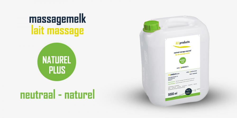 All Products - All Products Massagemelk Plus 5 liter