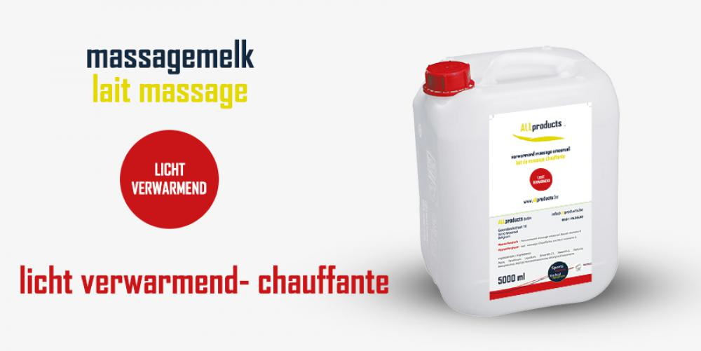 All Products - All Products Massagemelk Warmte 5 liter