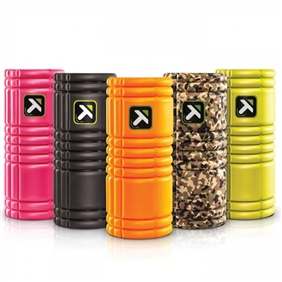 The Grid / Triggerpoint - The Grid Foam Roller - Camo - 33cm x 12,7cm