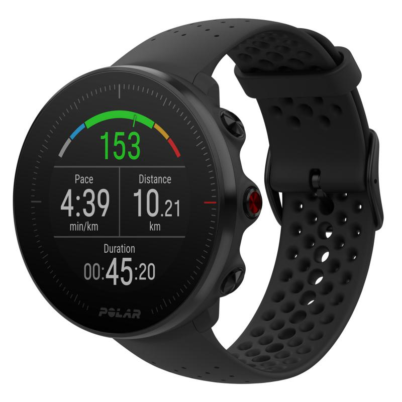 Polar - Vantage M – black – small