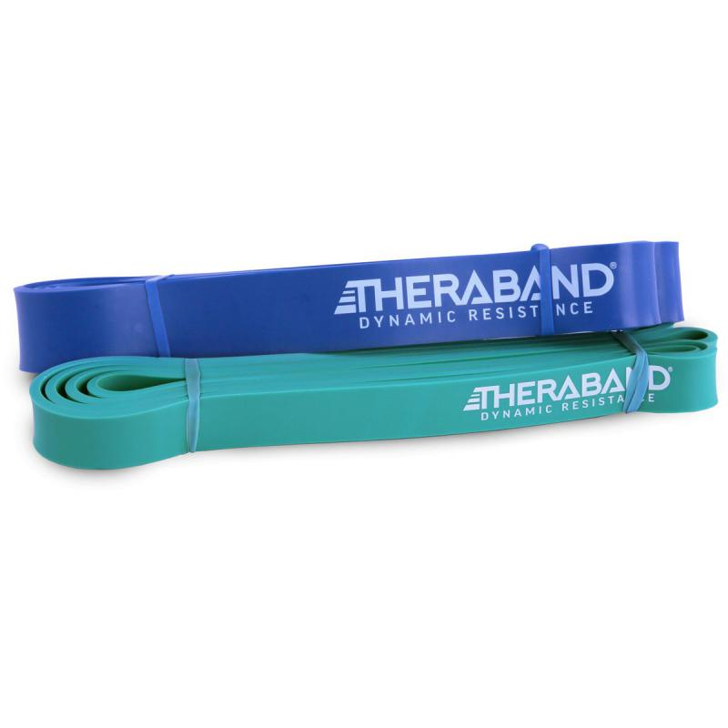 ALLproducts theraband high resistance band set – 2 resistance bands