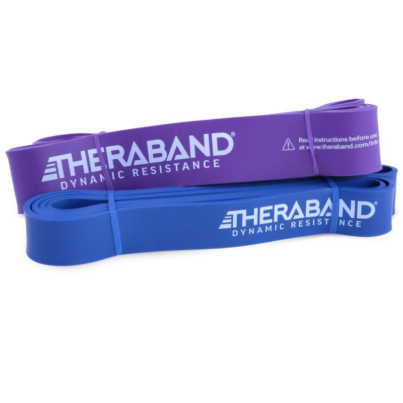 Thera-Band - theraband high resistance band set – 2 resistance bands